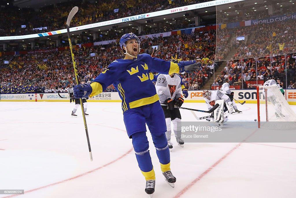 World Cup Of Hockey 2016 - Team North America v Sweden