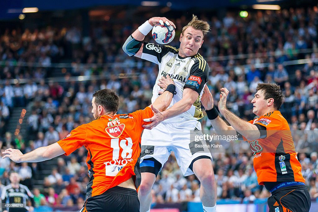 THW Kiel v Pick Szeged  - VELUX EHF Champions League Quarter Final