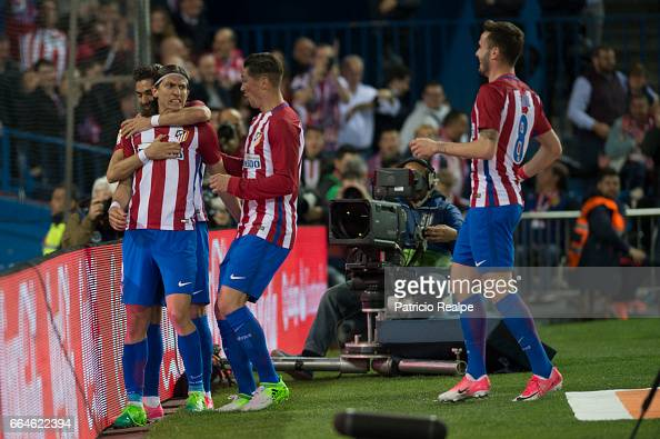 Club Atletico de Madrid v Real Sociedad de Futbol - La Liga : News Photo