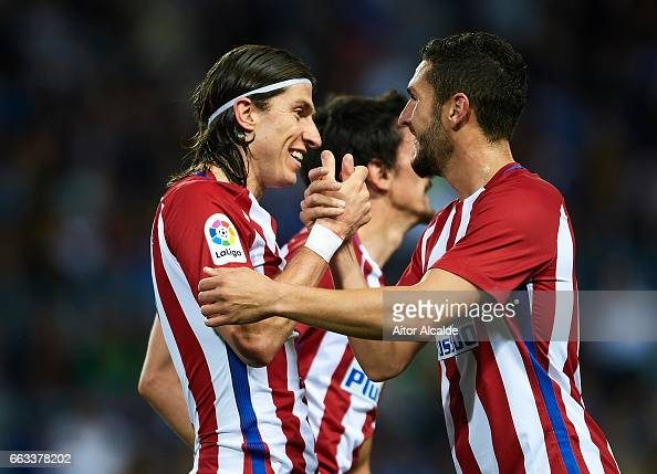 Malaga CF v Club Atletico de Madrid - La Liga : News Photo