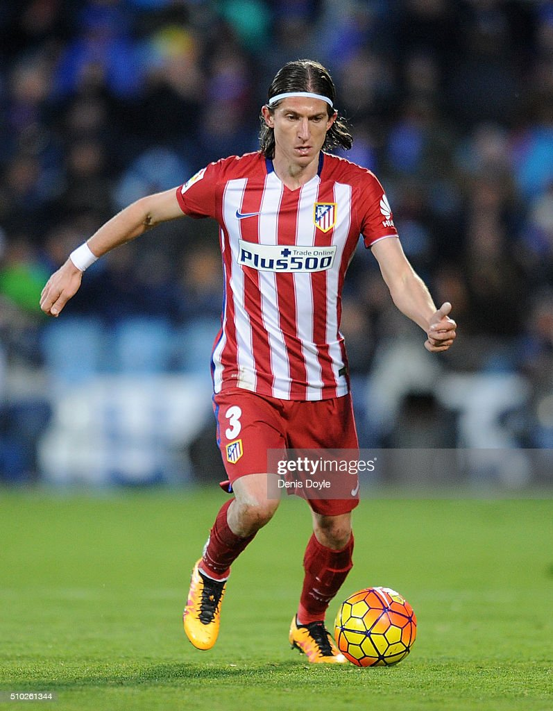 Getafe CF v Club Atletico de Madrid - La Liga | Getty Images Felipe Luis
