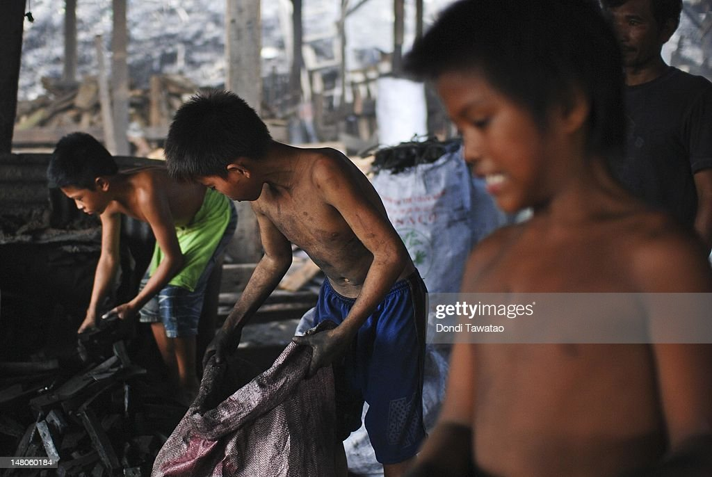 a study of child labor in the philippines Findings on the worst forms of child labor - philippines in efforts to eliminate the worst forms of child labor study on the background and psychosocial.