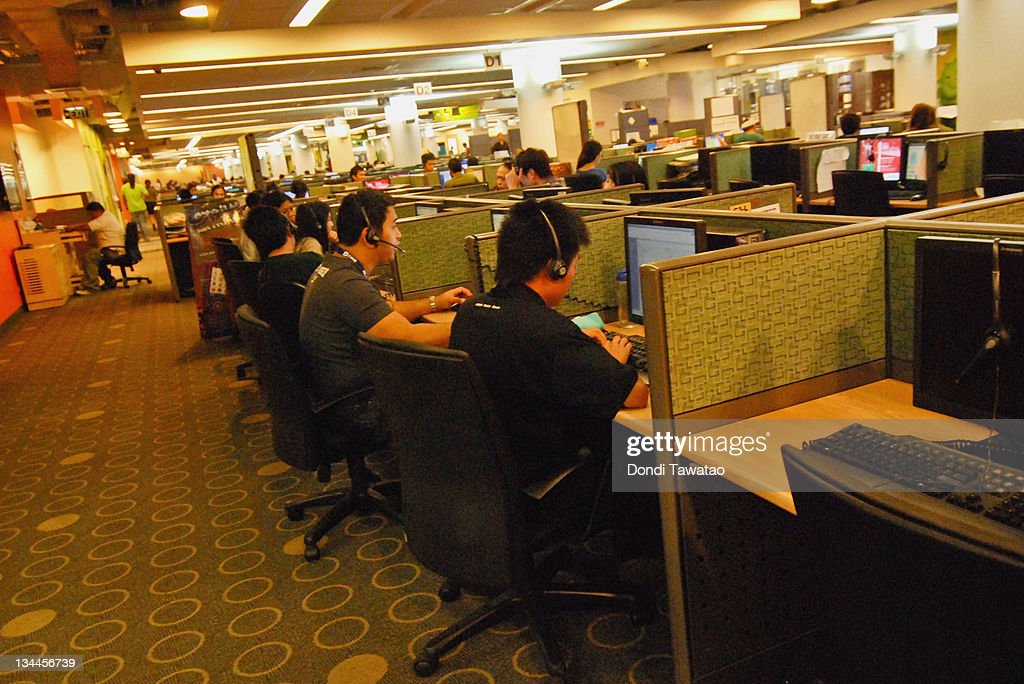 Technology Management Image: Philippines Overtakes India As Call Centre Hub