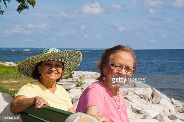 Filipino Senior Sisters