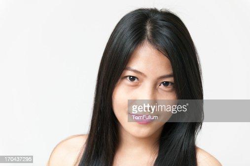 Filipino Woman Stock Photo 25