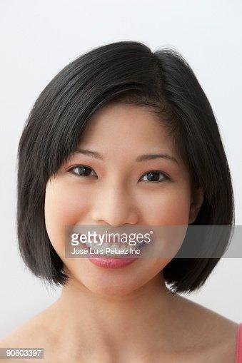 Filipino Woman Stock Photo 96