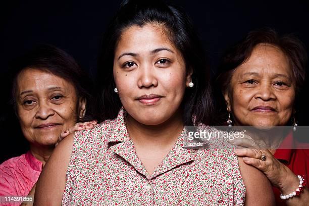 Mulheres Filipina