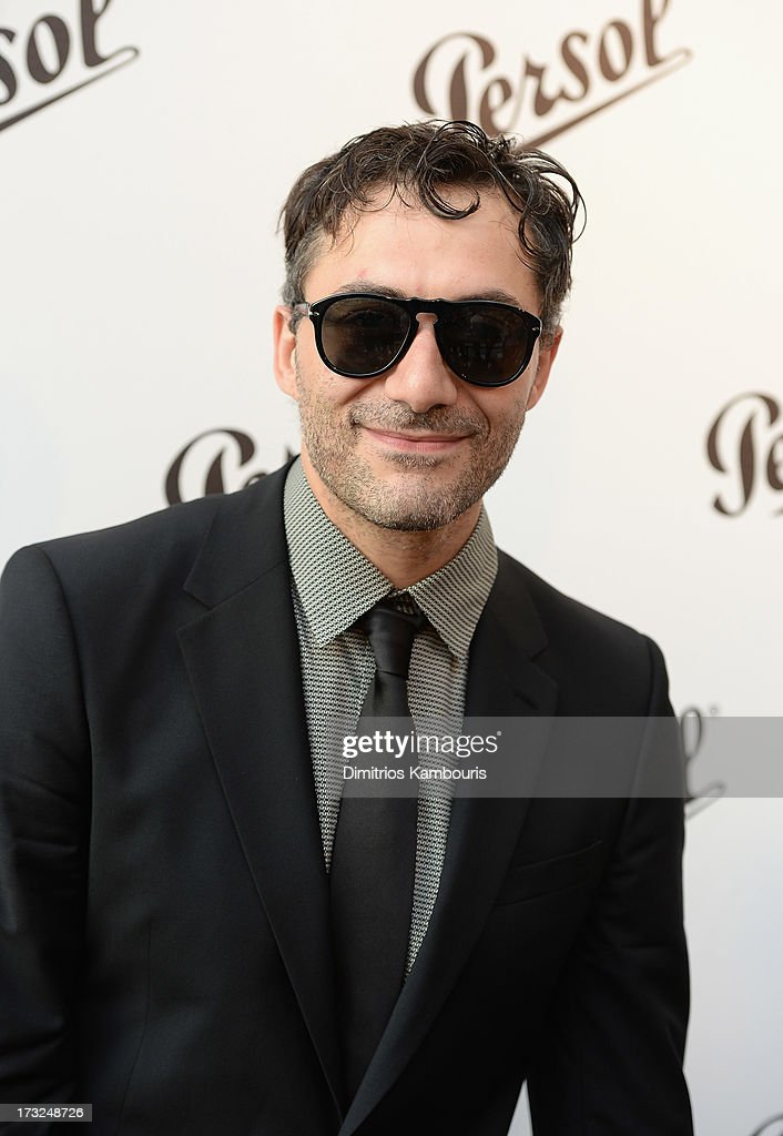 <a gi-track='captionPersonalityLinkClicked' href=/galleries/search?phrase=Filippo+Timi&family=editorial&specificpeople=4146821 ng-click='$event.stopPropagation()'>Filippo Timi</a> attends the Persol Magnificent Obsessions event honoring Julie Weiss and Jeannine Oppewall at the MMI on July 10, 2013 in New York City.