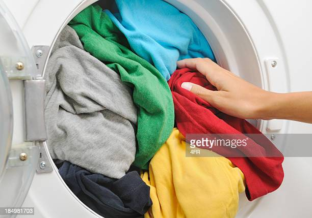 Filling the Washing Machine (XXXL)