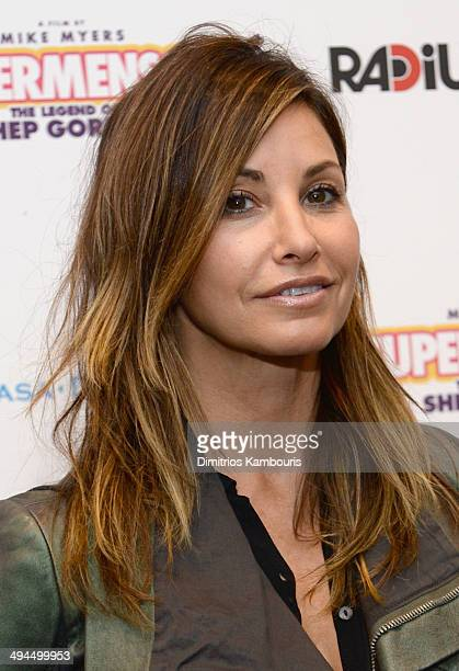 Film actress Gina Gershon attends the ''Supermensch The Legend Of Shep Gordon' screening at The Museum of Modern Art on May 29 2014 in New York City