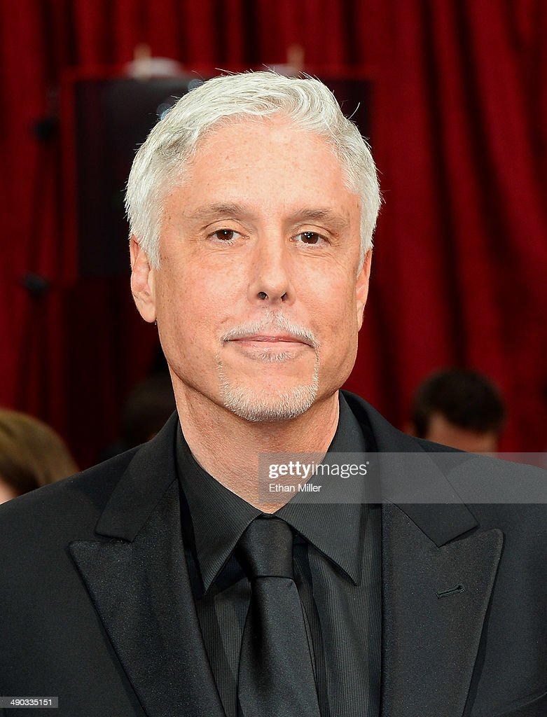 Film and television editor <a gi-track='captionPersonalityLinkClicked' href=/galleries/search?phrase=Christopher+Rouse&family=editorial&specificpeople=4159557 ng-click='$event.stopPropagation()'>Christopher Rouse</a> attends the Oscars held at Hollywood & Highland Center on March 2, 2014 in Hollywood, California.