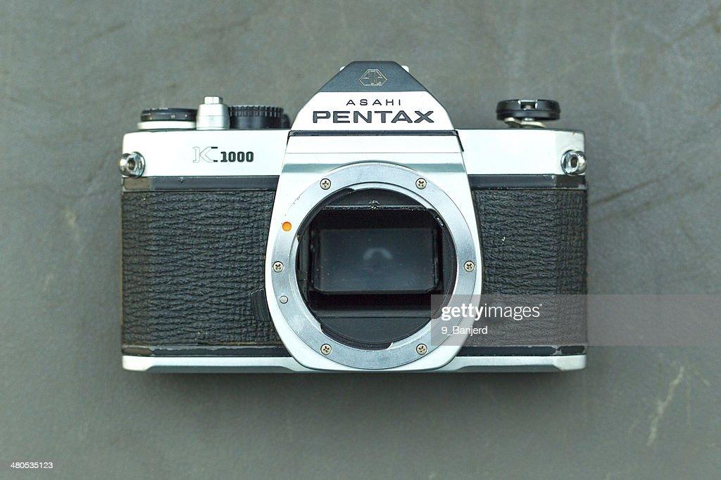 Film camera : Stock Photo