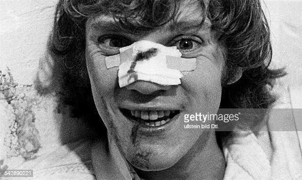 Film 'Clockwork Orange' with Malcolm McDowell director Stanley Kubrick Great Britain 1971