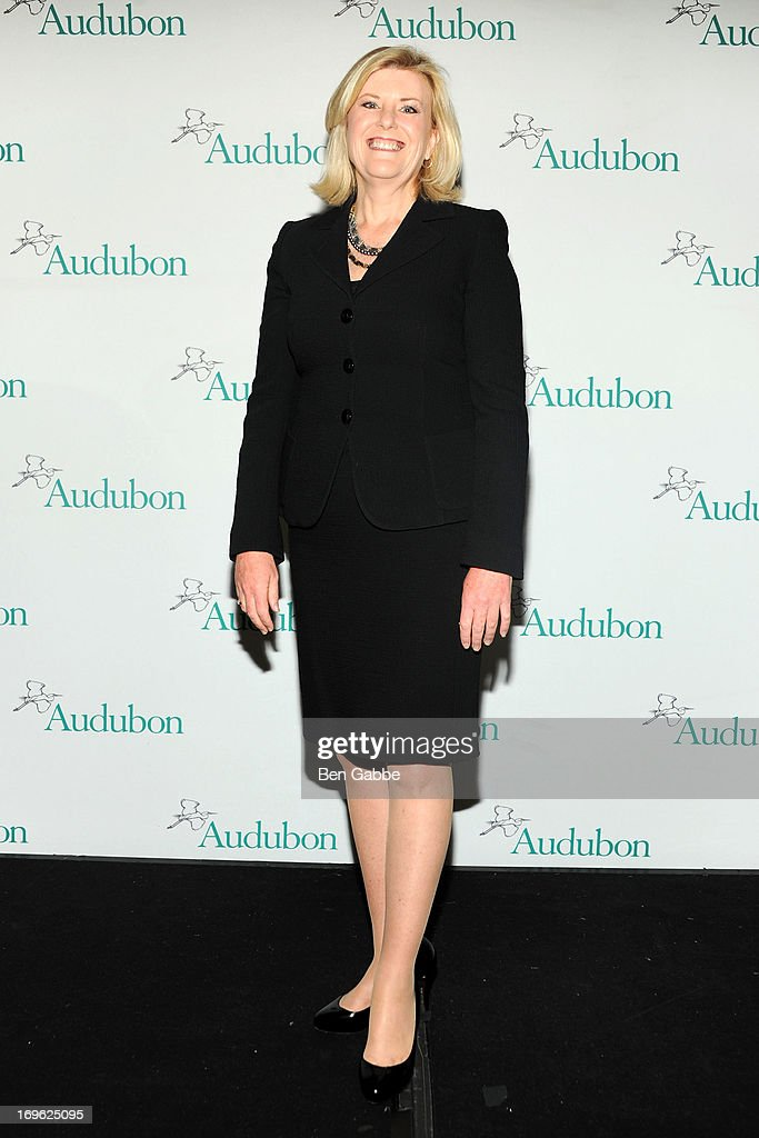 Film columnist Anne Thompson attends The National Audubon Society 10th Anniversary Women in Conservation Luncheon on May 29, 2013 in New York, United States.