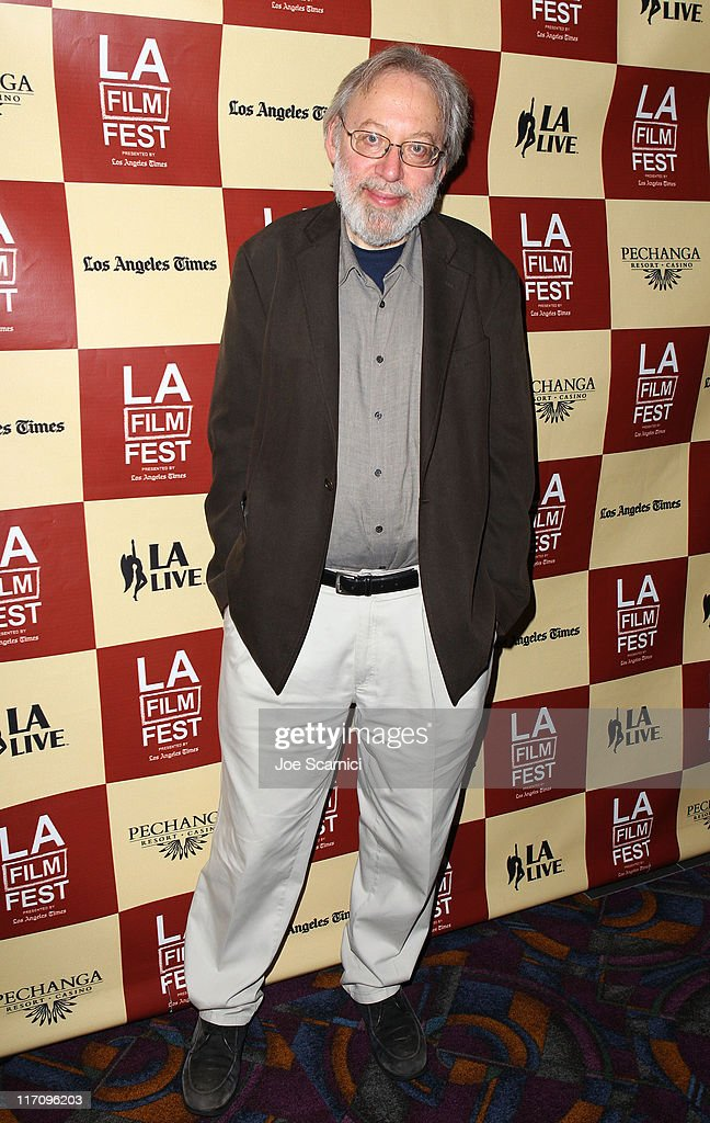 Film critic Kenneth Turan attends A Conversation: Remembering Sidney Lumet during the 2011 Los Angeles Film Festival held at Regal Cinemas L.A. LIVE on June 21, 2011 in Los Angeles, California.