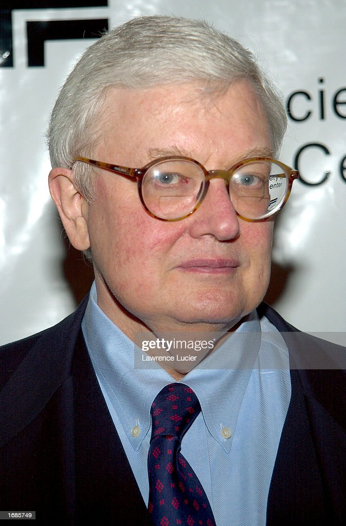 Film critic <a gi-track='captionPersonalityLinkClicked' href=/galleries/search?phrase=Roger+Ebert&family=editorial&specificpeople=208177 ng-click='$event.stopPropagation()'>Roger Ebert</a> attends 'Always A Natural: An Evening with Diane Lane' on December 12, 2002 at Walter Reade Theater in New York City.
