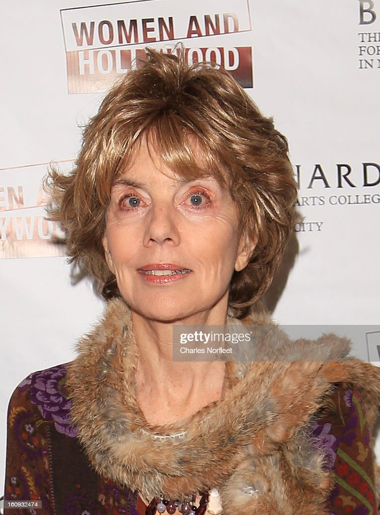 Film Critic/author Molly Haskell attends The 2013 Athena Film Festival Opening Night Reception at The Diana Center At Barnard College on February 7, 2013 in New York City.