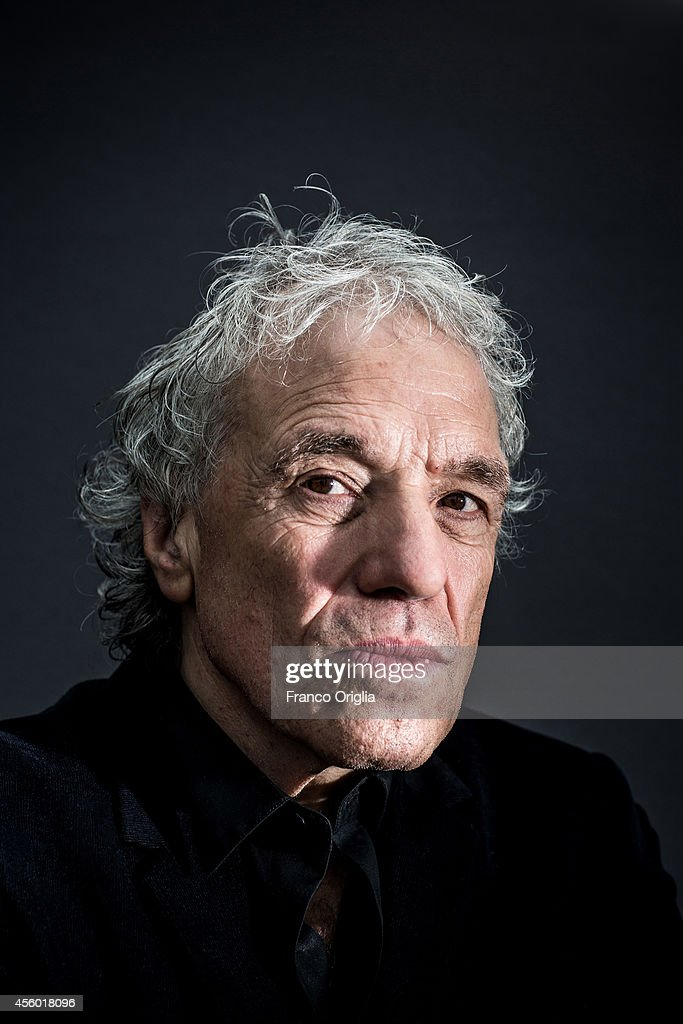 Film director <a gi-track='captionPersonalityLinkClicked' href=/galleries/search?phrase=Abel+Ferrara&family=editorial&specificpeople=586297 ng-click='$event.stopPropagation()'>Abel Ferrara</a> is photographed on September 5, 2014 in Venice, Italy.