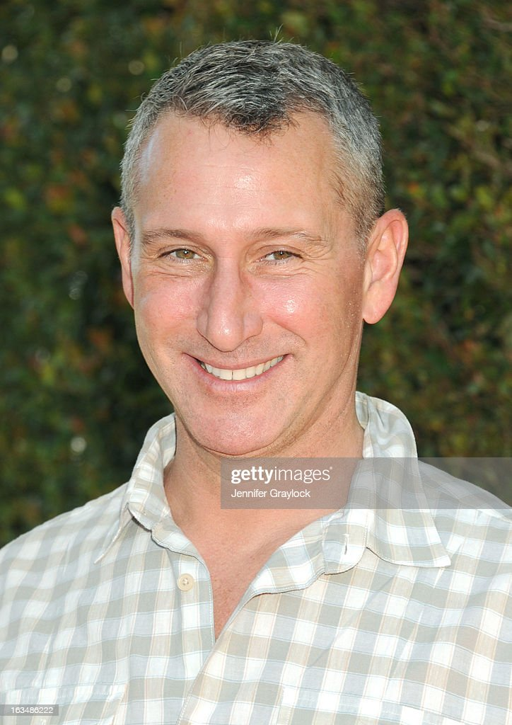 Film Director Adam Shenkman attends the John Varvatos 10th Annual Stuart House Benefit held at John Varvatos Los Angeles store on March 10, 2013 in Los Angeles, California.
