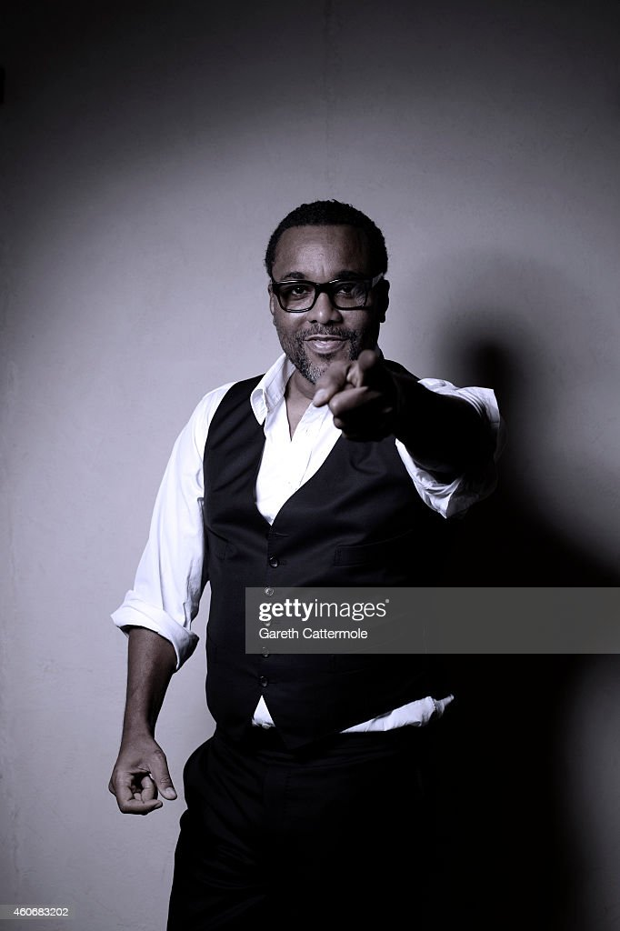 Film director and producer Lee Daniels is photographed at the 11th Annual Dubai International Film festival held at the Madinat Jumeriah Complex on...