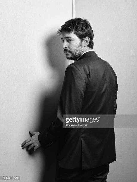 Film director and screenwriter Santiago Mitre is photographed on May 25 2017 in Cannes France