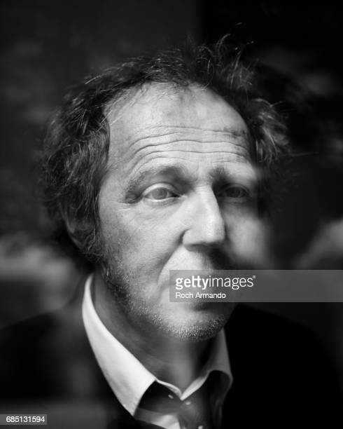 Film director Arnaud Desplechin is photographed for Positif magazine on April 1 2015 in Paris France