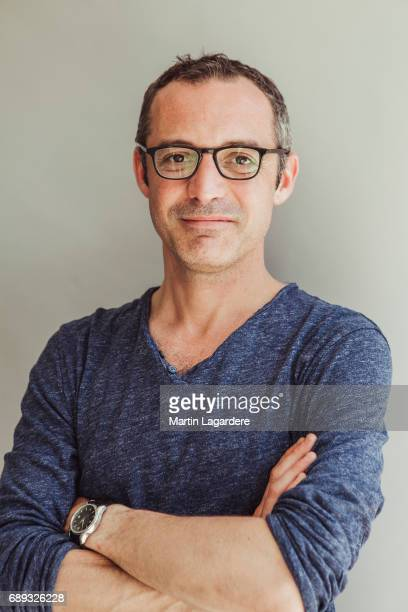 Film director Arthur de Pins is photographed for Self Assignment on May 25 2017 in Cannes France