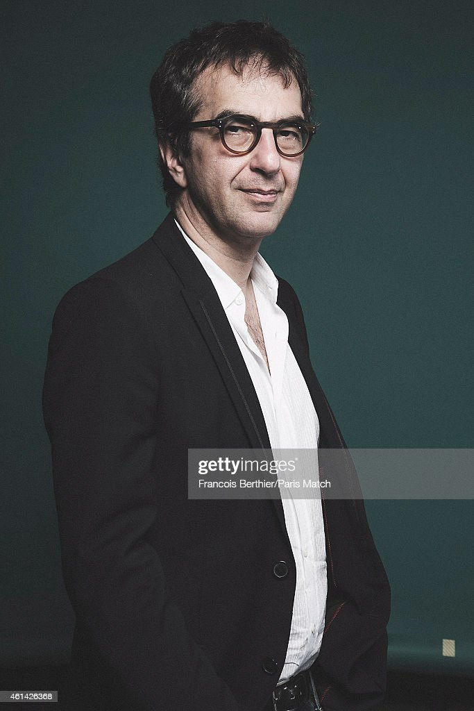 Film director <a gi-track='captionPersonalityLinkClicked' href=/galleries/search?phrase=Atom+Egoyan&family=editorial&specificpeople=215428 ng-click='$event.stopPropagation()'>Atom Egoyan</a> is photographed for Paris Match on May 17, 2014 in Cannes, France.