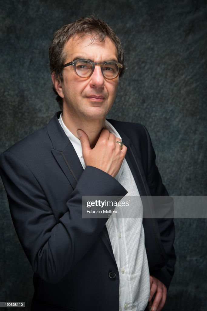 Film director <a gi-track='captionPersonalityLinkClicked' href=/galleries/search?phrase=Atom+Egoyan&family=editorial&specificpeople=215428 ng-click='$event.stopPropagation()'>Atom Egoyan</a> is photographed in Cannes, France.