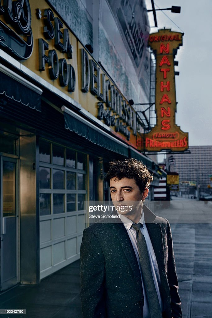 Film director <a gi-track='captionPersonalityLinkClicked' href=/galleries/search?phrase=Benh+Zeitlin&family=editorial&specificpeople=6711208 ng-click='$event.stopPropagation()'>Benh Zeitlin</a> is photographed for Vogue magazine on March 31, 2012 in New York City.
