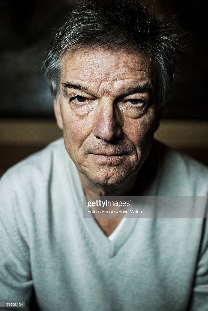 Film director Benoit Jacquot is photographed for Paris Match on March 7, 2012 in Paris, France.