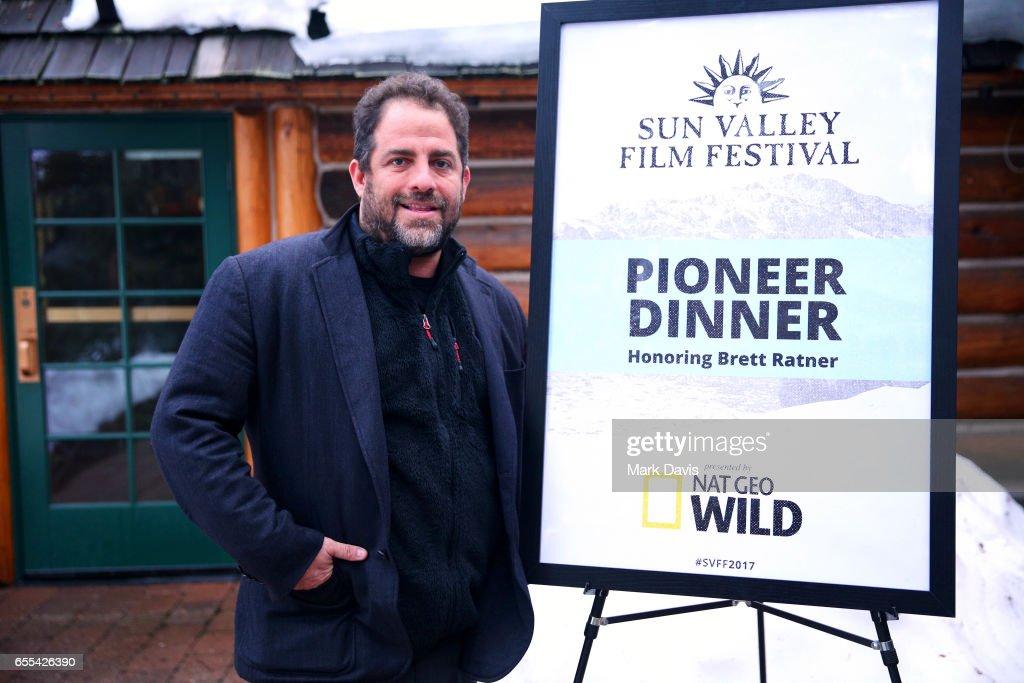 Film director Brett Ratner attends the 'Pioneer Award Dinner' during the 2017 Sun Valley Film Festival on March 17, 2017 in Sun Valley, Idaho.