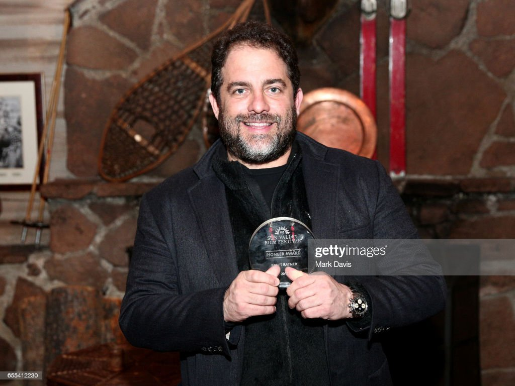 2017 Sun Valley Film Festival - Pioneer Dinner Reception Presented by NatGeo to Brett Ratner