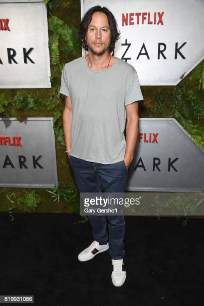 Film director Cary Joji Fukunaga attends the 'Ozark' New York screening at The Metrograph on July 20 2017 in New York City