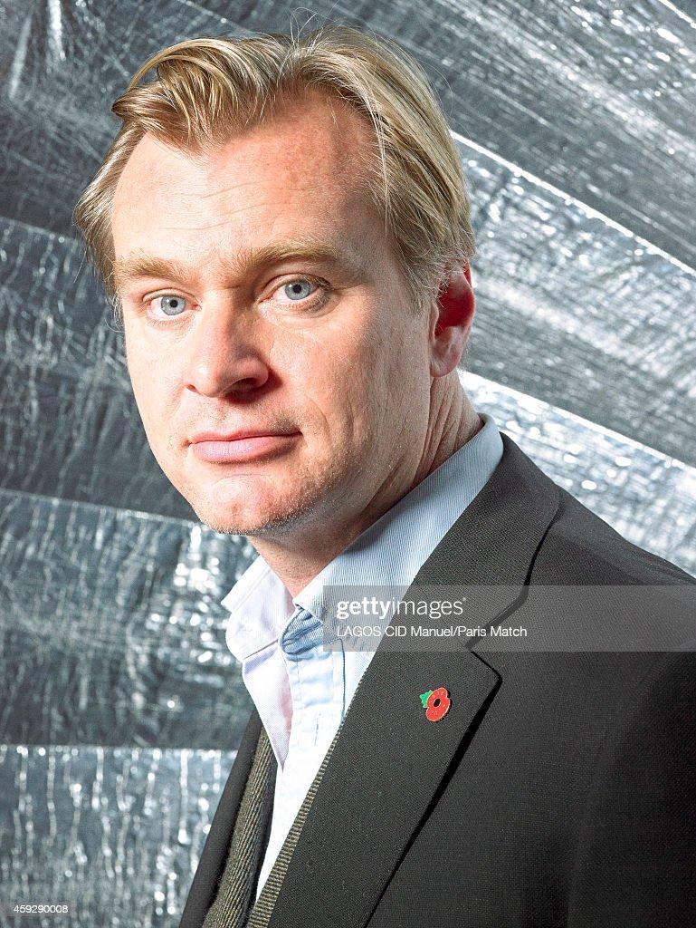 Christopher Nolan, Paris Match issue 3417, November 19, 2014
