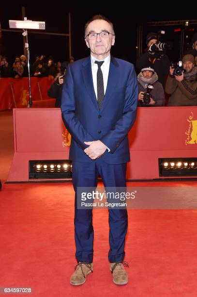 Film director Danny Boyle attends the 'T2 Trainspotting' premiere during the 67th Berlinale International Film Festival Berlin at Berlinale Palace on...