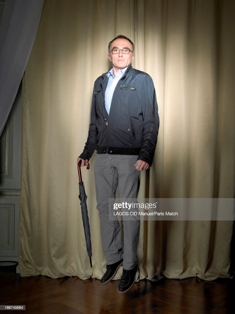 Film director <a gi-track='captionPersonalityLinkClicked' href=/galleries/search?phrase=Danny+Boyle&family=editorial&specificpeople=1678742 ng-click='$event.stopPropagation()'>Danny Boyle</a> is photographed for Paris Match on April 15, 2013 in Paris, France.