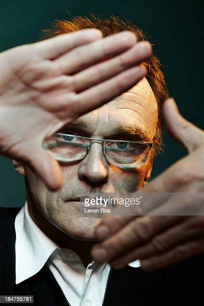 Film director Danny Boyle is photographed for Shortlist on February 25 2013 in London England