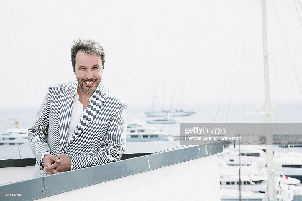 Film director <a gi-track='captionPersonalityLinkClicked' href=/galleries/search?phrase=Denis+Villeneuve&family=editorial&specificpeople=6688941 ng-click='$event.stopPropagation()'>Denis Villeneuve</a> is photographed for Paris Match on May 19, 2015 in Cannes, France.