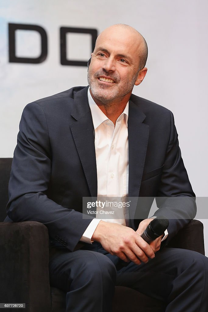Film director D.J. Caruso a press conference to promote the Paramount Pictures film 'xXx: Return of Xander Cage' at St. Regis Hotel on January 5, 2017 in Mexico City, Mexico.