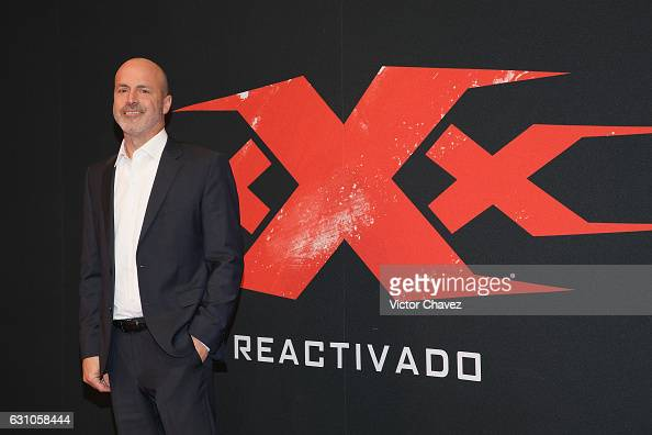 Film director DJ Caruso attends the Mexico City Premiere of the Paramount Pictures 'xXx Return of Xander Cage' at Auditorio Nacional on January 5...