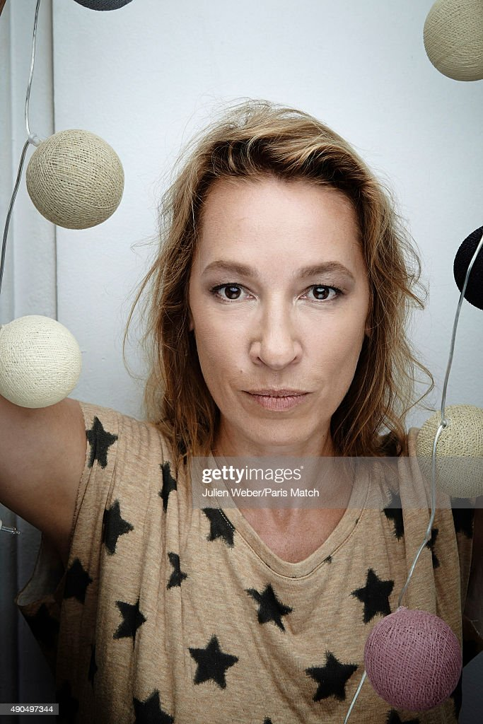 Film director <a gi-track='captionPersonalityLinkClicked' href=/galleries/search?phrase=Emmanuelle+Bercot&family=editorial&specificpeople=2147740 ng-click='$event.stopPropagation()'>Emmanuelle Bercot</a> is photographed for Paris Match on September 2, 2015 in Paris, France.
