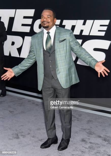 Film director F Gary Gray attends 'The Fate Of The Furious' New York Premiere at Radio City Music Hall on April 8 2017 in New York City