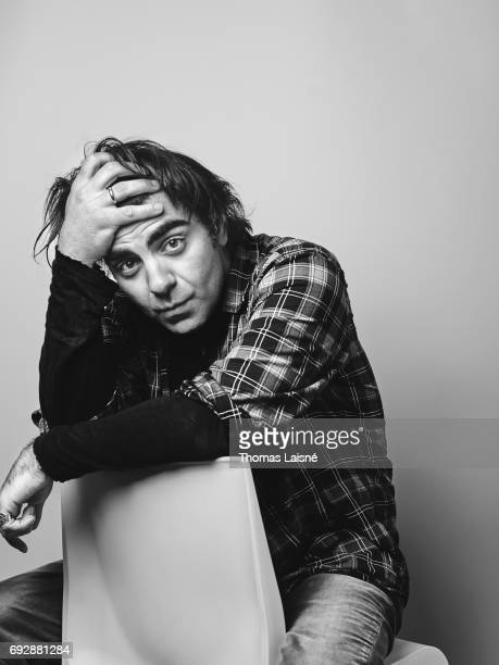 Film director Fatih Akin is photographed for Self Assignment on May 20 2017 in Cannes France