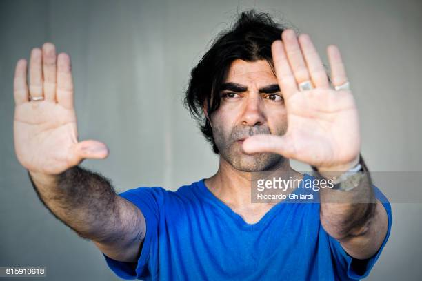 Film Director Fatih Akin is photographed for Self Assignment on May 28 2017 in Cannes France