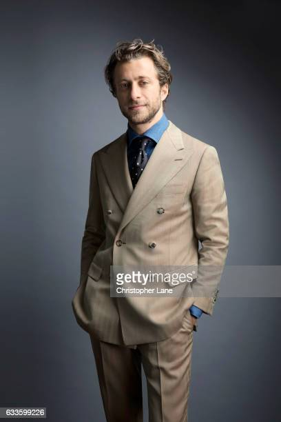 Film director Francesco Carrozzini is photographed for The Guardian Magazine on October 14 2016 in New York City