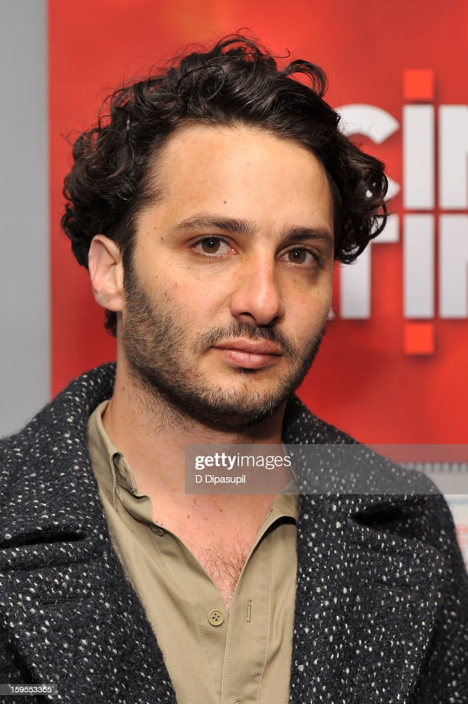 Film director Gaston Solnicki attends the 3rd annual Cinema Tropical awards at The New York Times Headquarters on January 15, 2013 in New York City.