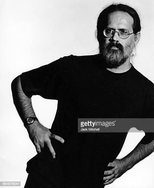 Film director Giuseppe Gaudino 1999