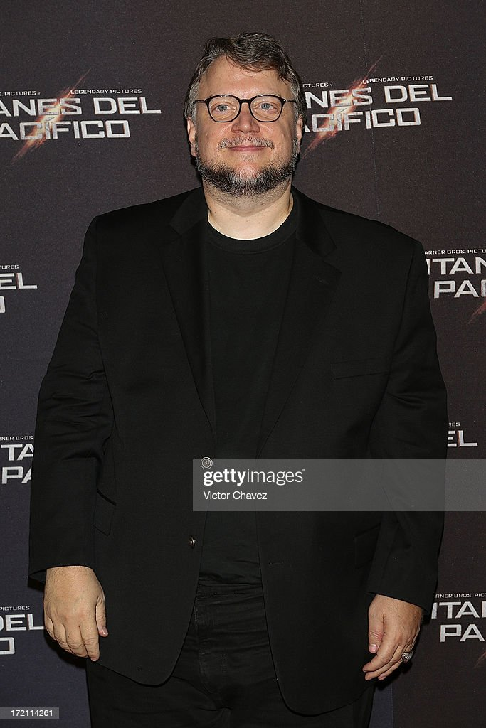 Film director Guillermo Del Toro attends the 'Pacific Rim (Titanes Del Pacifico)' Mexico City premiere at Reforma 222 on July 1, 2013 in Mexico City, Mexico.