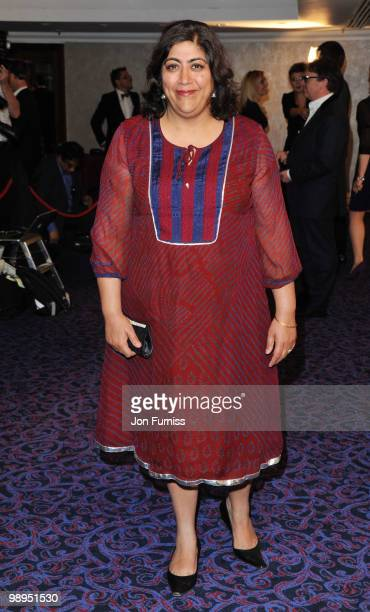 Film director Gurinder Chadha attends the Sony Radio Academy Awards held at The Grosvenor House Hotel on May 10 2010 in London England